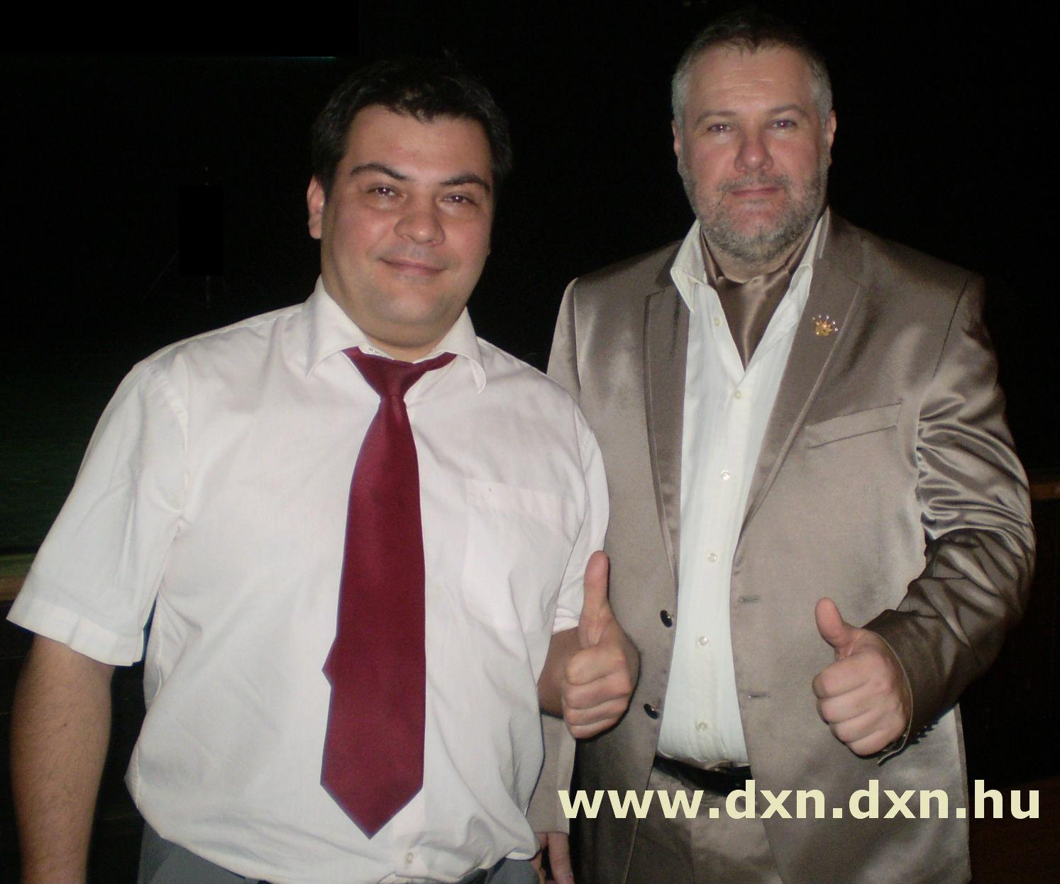 Kocsó Lászlóval - DXN Crown Ambassador