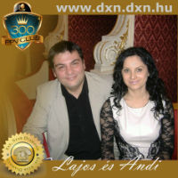 T�thn� Andi �s T�th Lajos            <br>                       DXN Star Diamond<br>DXN online MLM szponzor