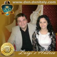 Luigi e Andrea        <br>    DXN Executive Star Diamond<br>Benvenuto nel DXN MLM Global Business! Lopportunità per il successo ti sta aspettando. Afferrala!