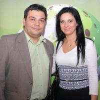 Ludwig Toth und Frau Andrea Toth Sipos           <br>  DXN Executive Star Diamond