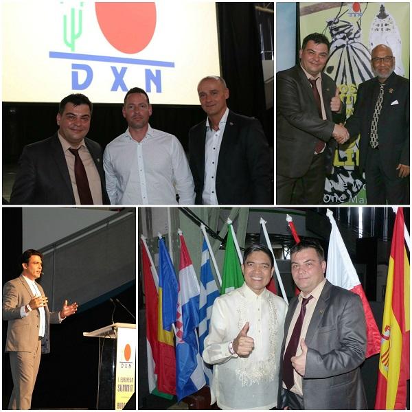 I. Európai DXN Csúcstalálkozó