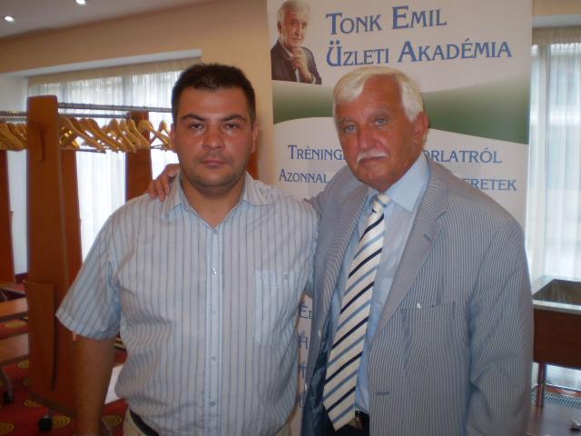 Tonk Emil és Tóth Lajos