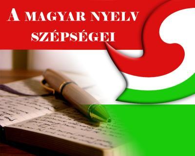 magyar, nyelv, szép, DXN