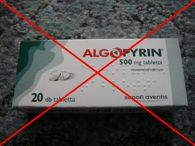 no Algopyrin
