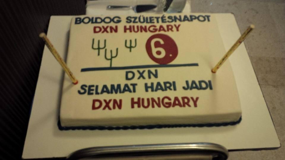 A Gyémánt Szponzoraimmal a DXN hatodik Születésnapi Szemináriumán !!!