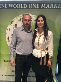Paulinné Bukovics Mariann és Paulin Balázs