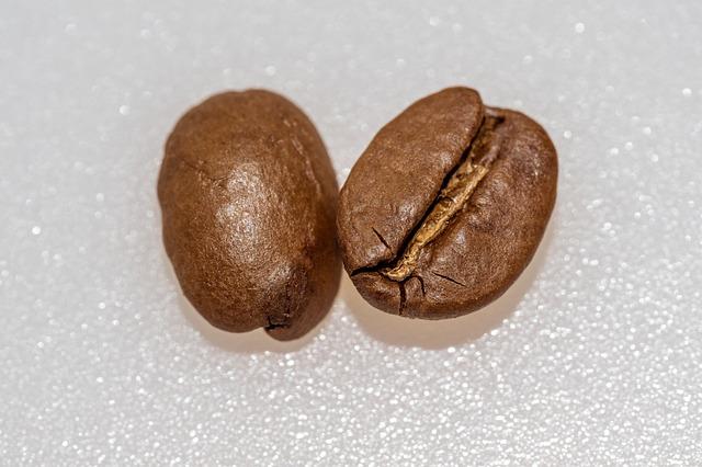 kávé szemek
