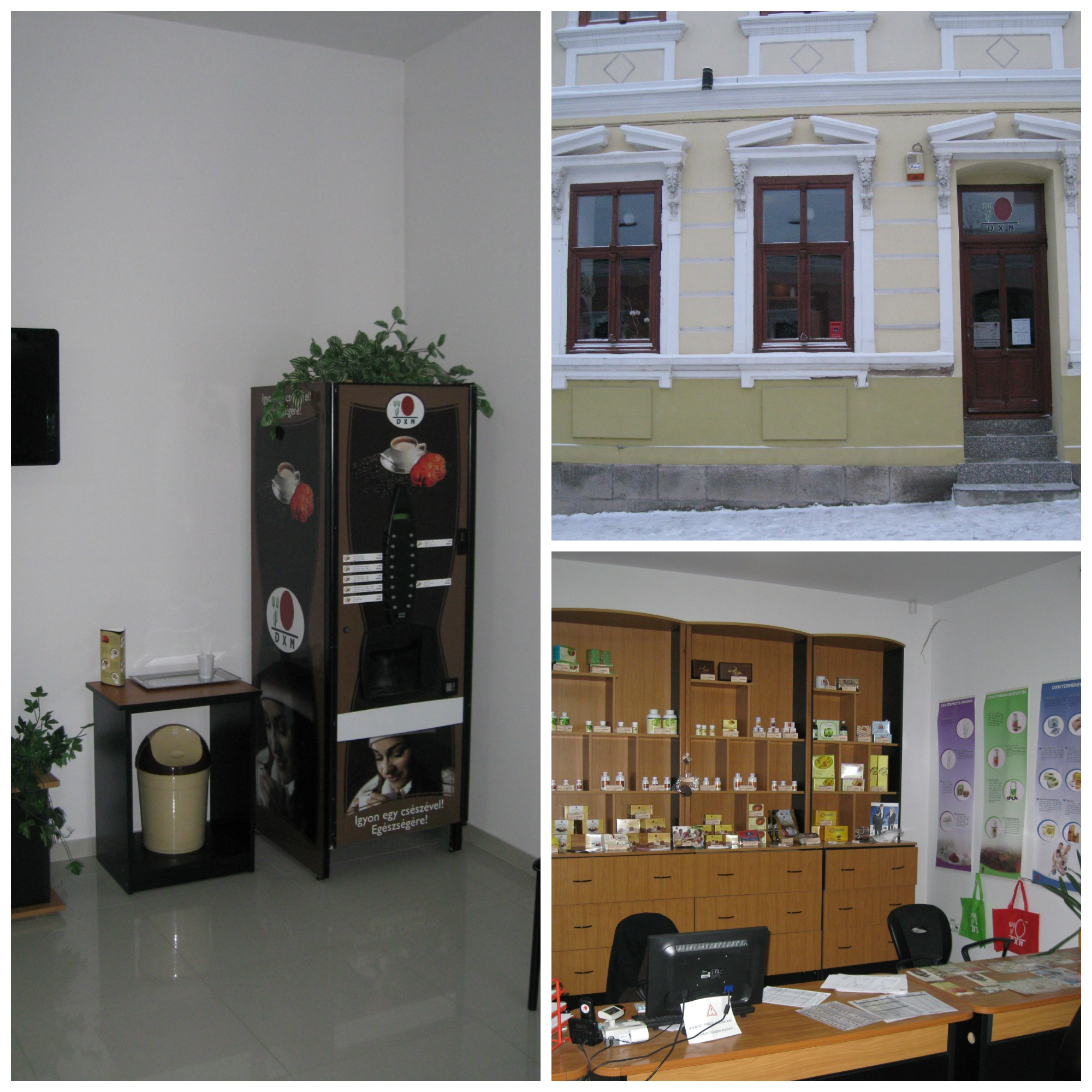 DXN Romania - Service Center