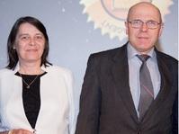Veres Marta und  Barna - DXN Star Agent, Cod DXN: 350000491
