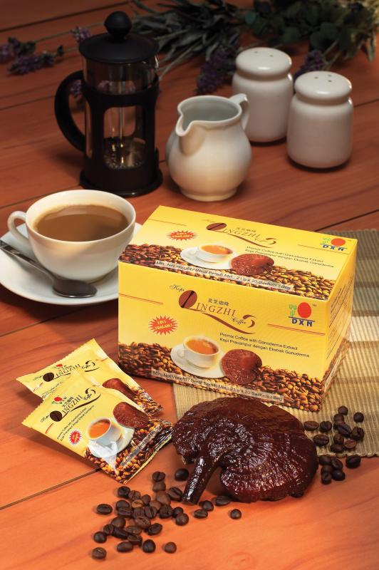 Organska kava z ganodermo pomaga pri inkontinenci