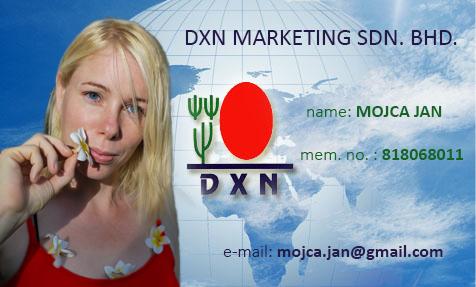 Poslovna dxn vizitka
