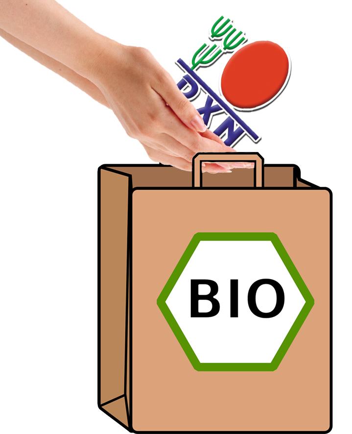 Organski DXN ali  je res ekološki