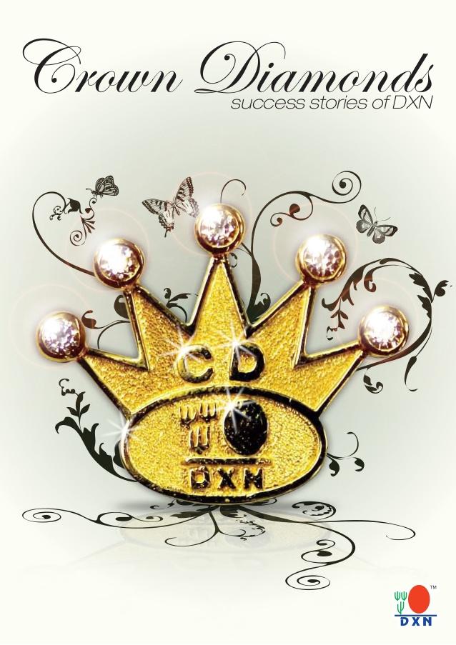 crown ambbasador DXN