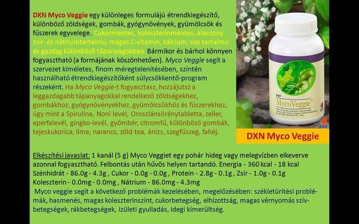 DXN MycoVeggie EU por