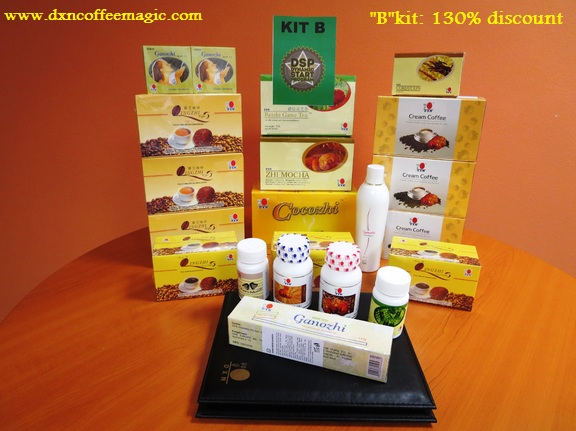 DXN DSP kits: B kit